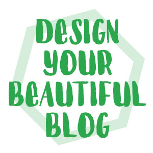 Learn how to design your beautiful blog's logo and header for free—sign up for the free email course at hellobrio.com