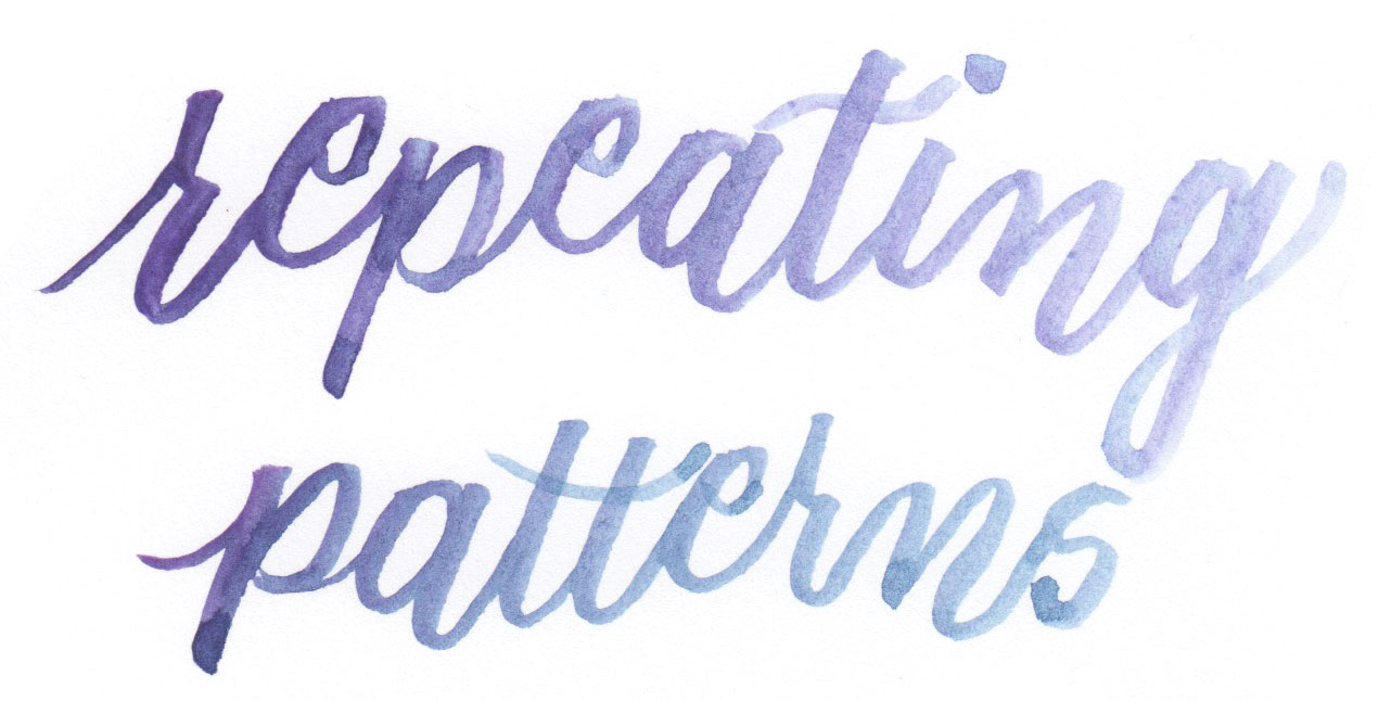 Create repeating patterns for surface pattern design