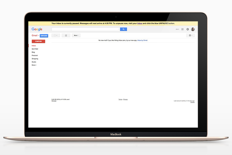 Inbox Zero and Inbox Pause in Gmail - The ultimate guide to managing your inbox efficiently for inbox zero