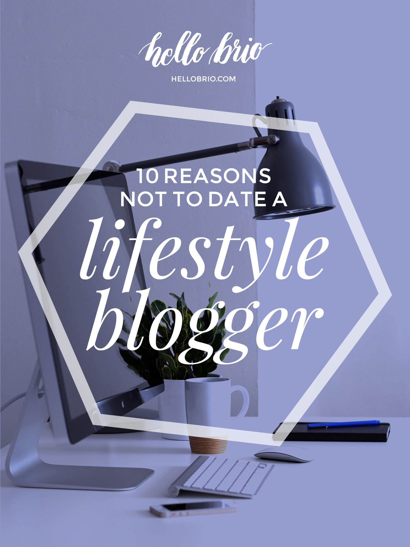 10 Reasons not to date a lifestyle blogger