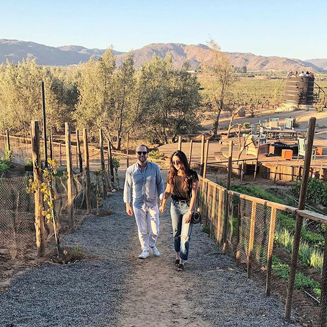 Where we are going we don't need roads... #valledeguadalupe