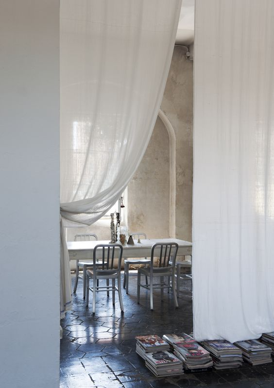 Design : Cinzia Bertocchi and Maurizio Pelligrini of  Lost + Found