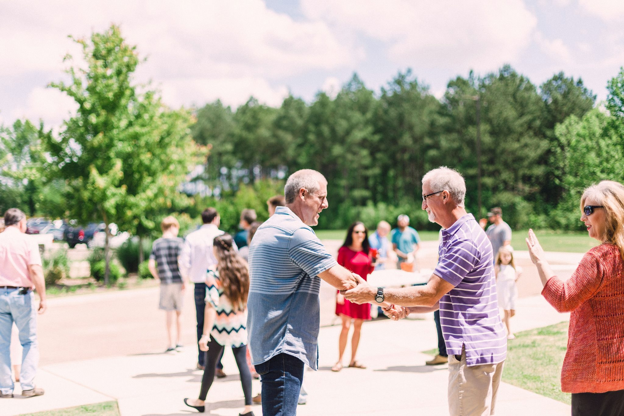 Guest Services - Our Guests Services volunteers have the privilege of serving every person who attends our church. Our goal in every interaction is to exceed expectations of hospitality and to ensure a remarkable experience.Read More