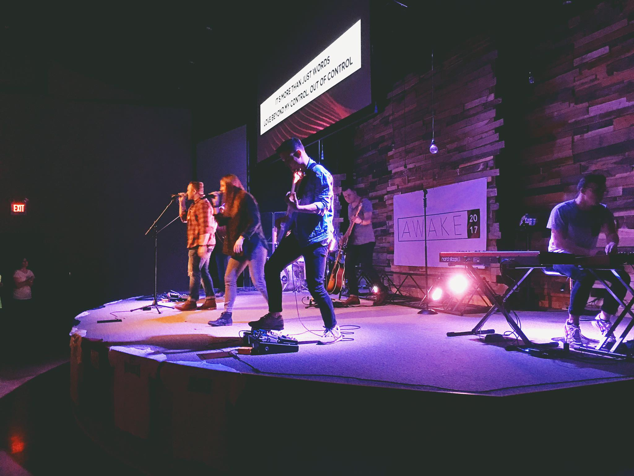 Worship Team - Worship Team volunteers produce a relevant worship environment through audio, video, stage managing, or lighting, that is comfortable and inviting.Read More