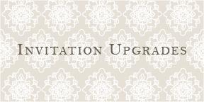 InvitationUpgrades