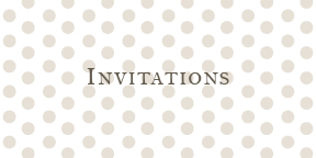 The Collection Invitations