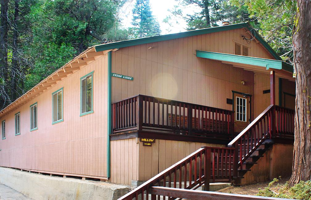 Sugar Pine Cedar Lodge
