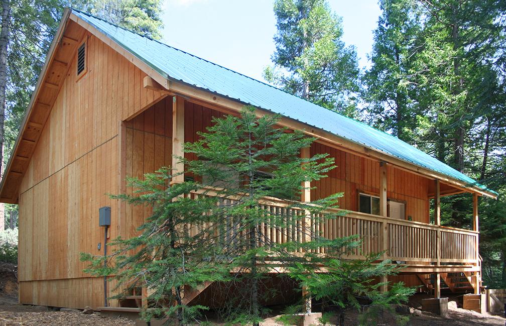 Sugar Pine Twin Oaks Cabin