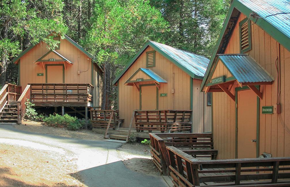Sugar Pine Fir Cabins