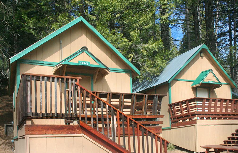 Sugar Pine Cedar Cabins
