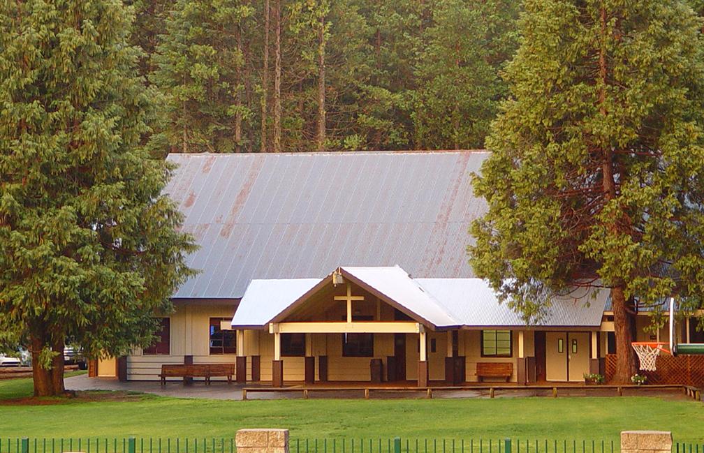 Sugar Pine Chapel