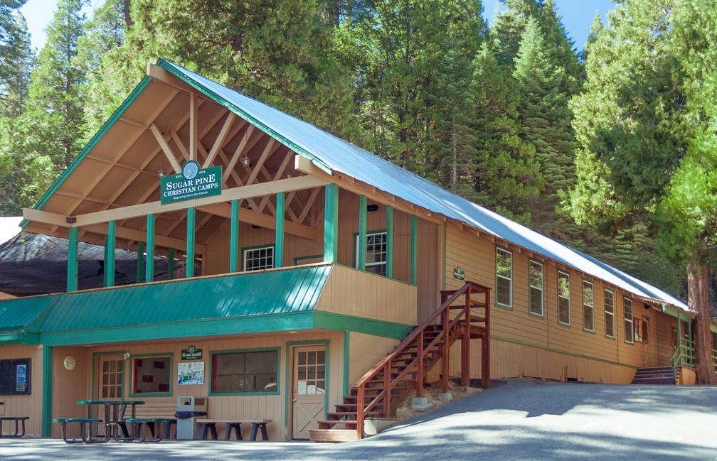 Sugar Pine Dining Hall