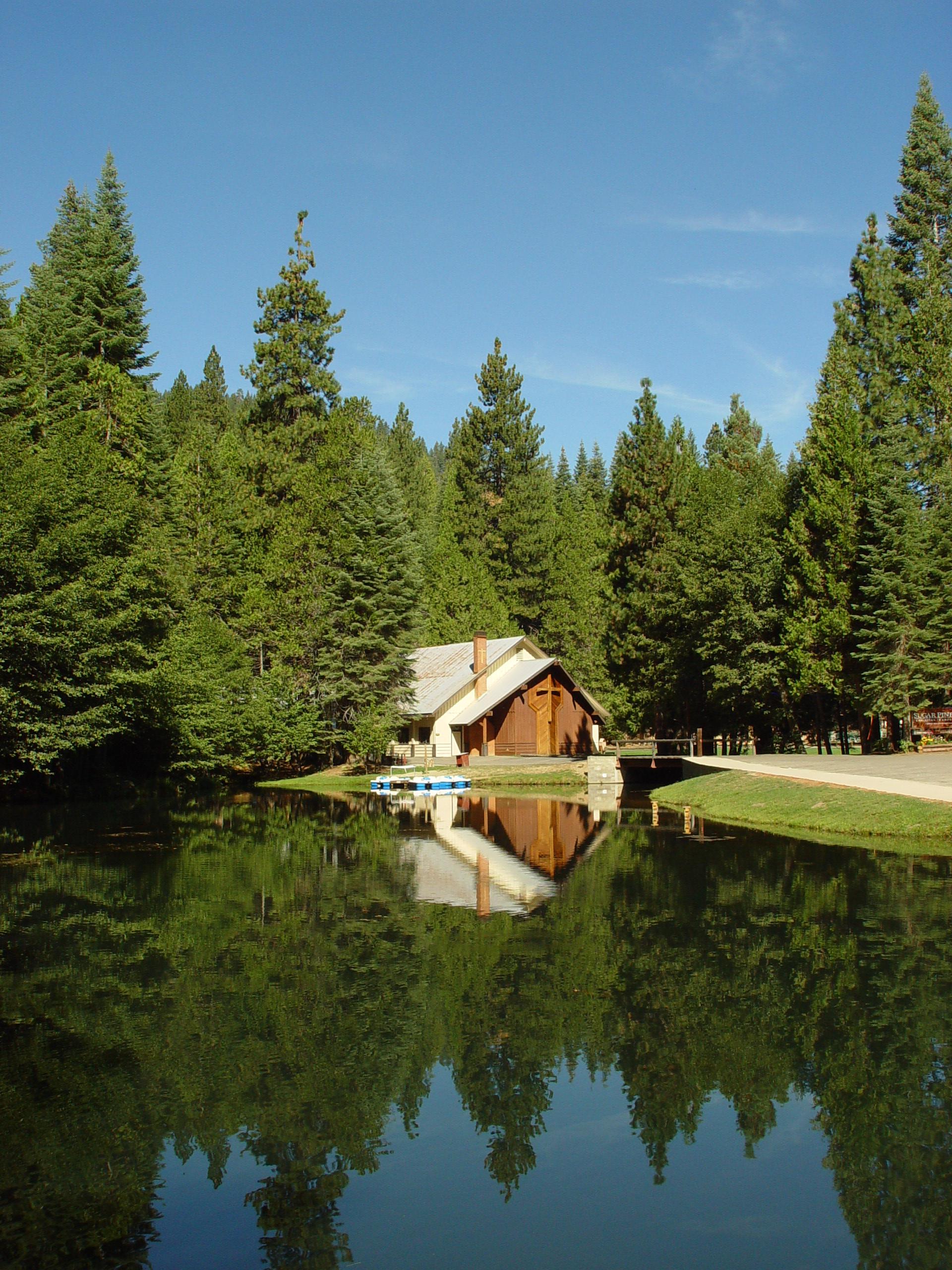 Chapel/Upper Pond