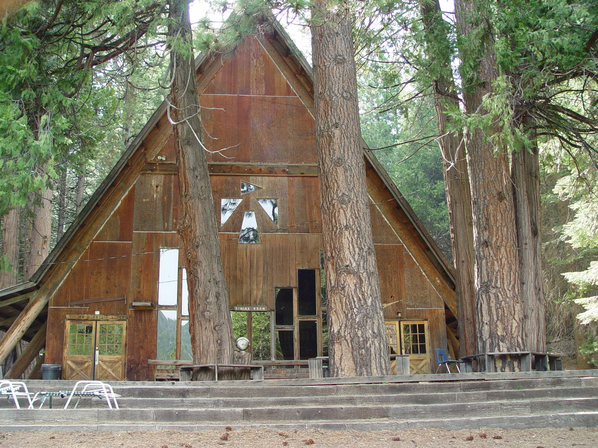 Timber Mountain Dinning Hall