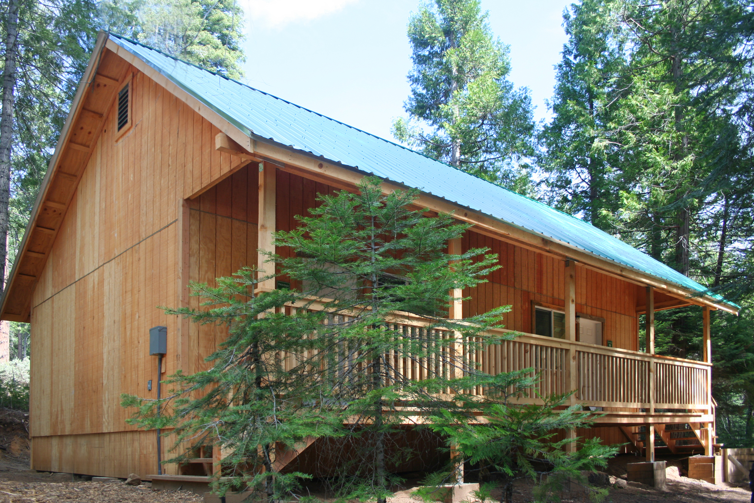 Twin Oaks Cabin