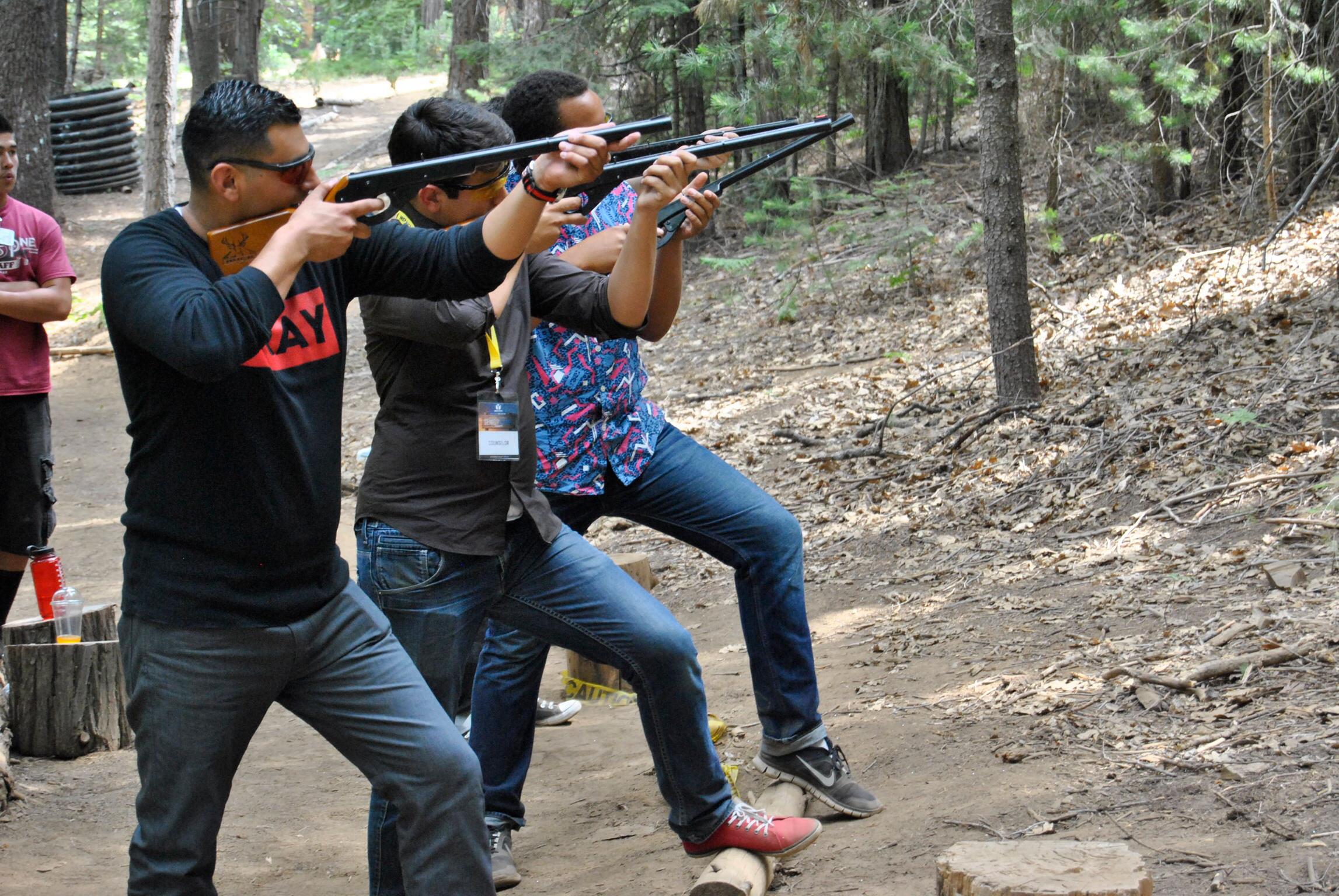 B B Gun Range