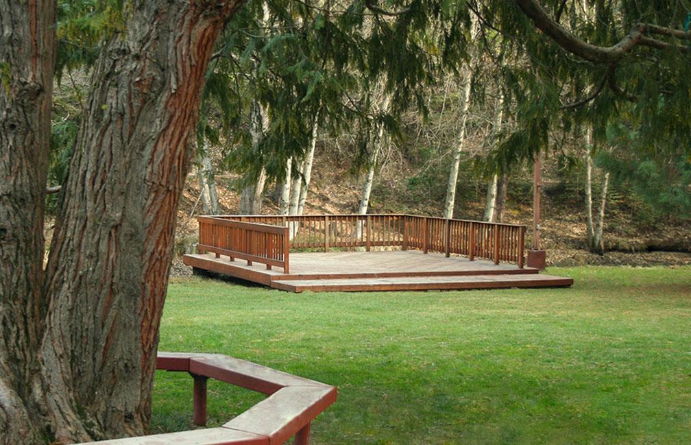 Sugar Pine Creek Deck