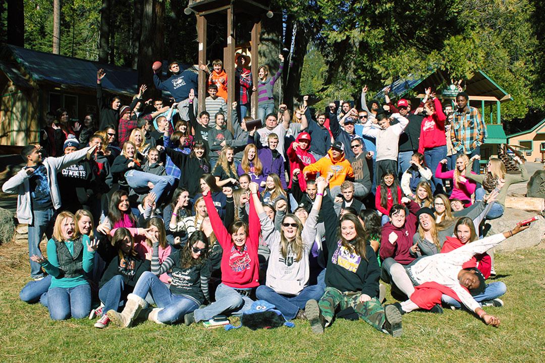 Youth Group Retreats
