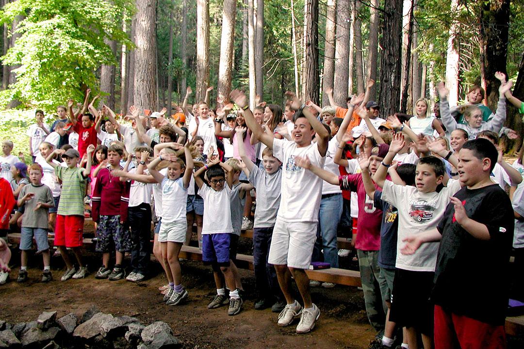 Children's Group Retreats