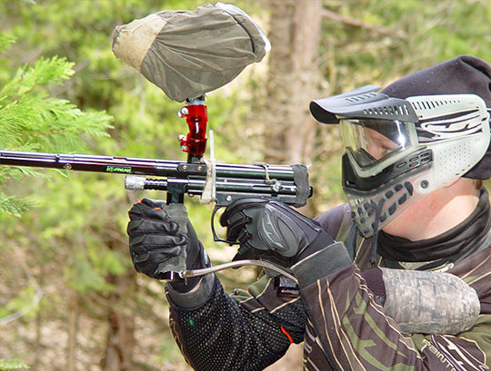 Paintball Course -