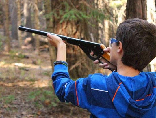 BB Gun Range -