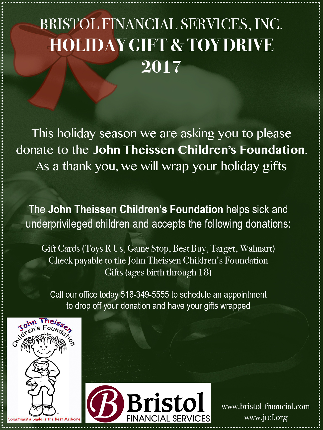 Holiday Gift and Toy Drive 2017 (Green).jpg