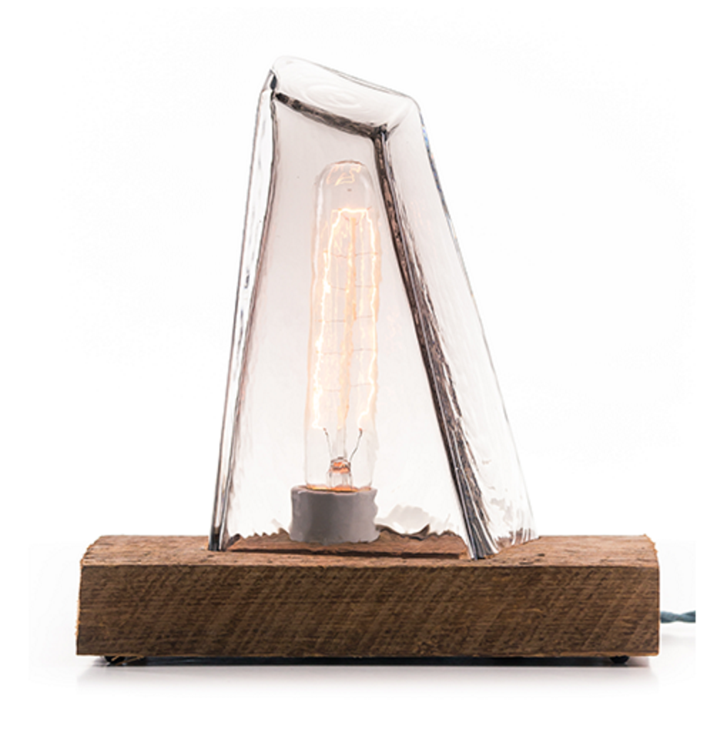 Icicle Table Lamp for Swoon Living