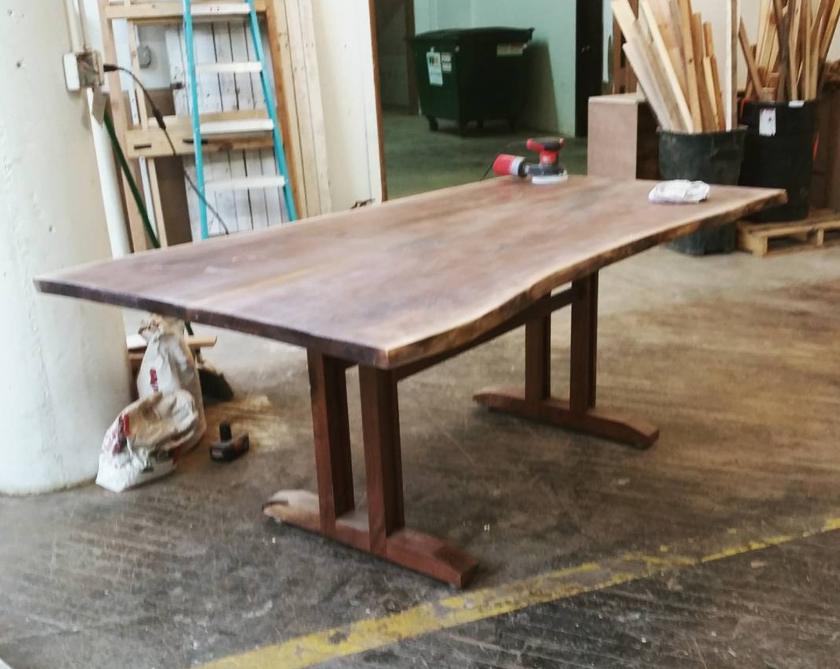 Custom Table for Swoon Living