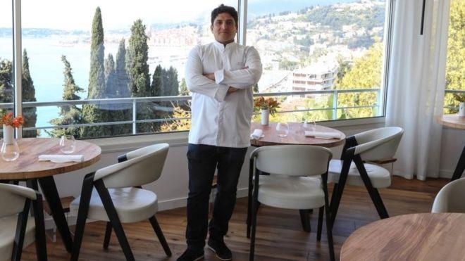 France's Mirazur restaurant named No.1 of World's 50 Best Restaurants