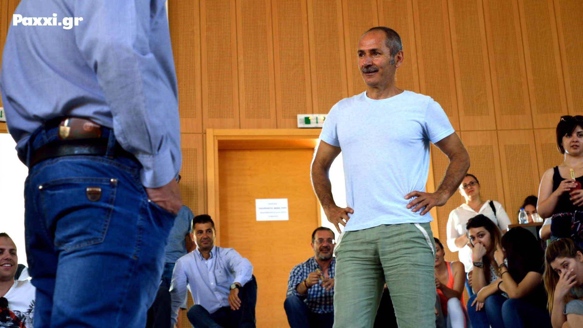 Ο κ. Πάυλος Ευμορφίδης, ιδρυτής της cocomat