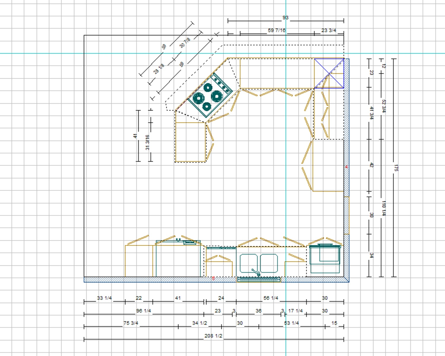 We provide detailed drawings for the electricians, plumbers, and carpenters. No surprises, for a smoother project for all.