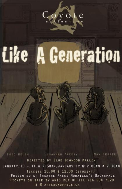 Like A Generation