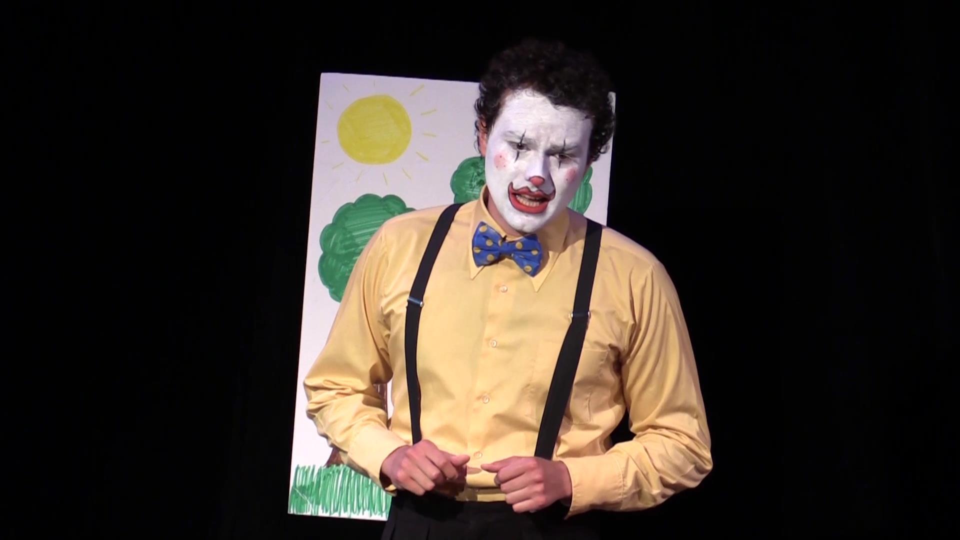 Blue Bigwood-Mallin as  MR. FLOWERS