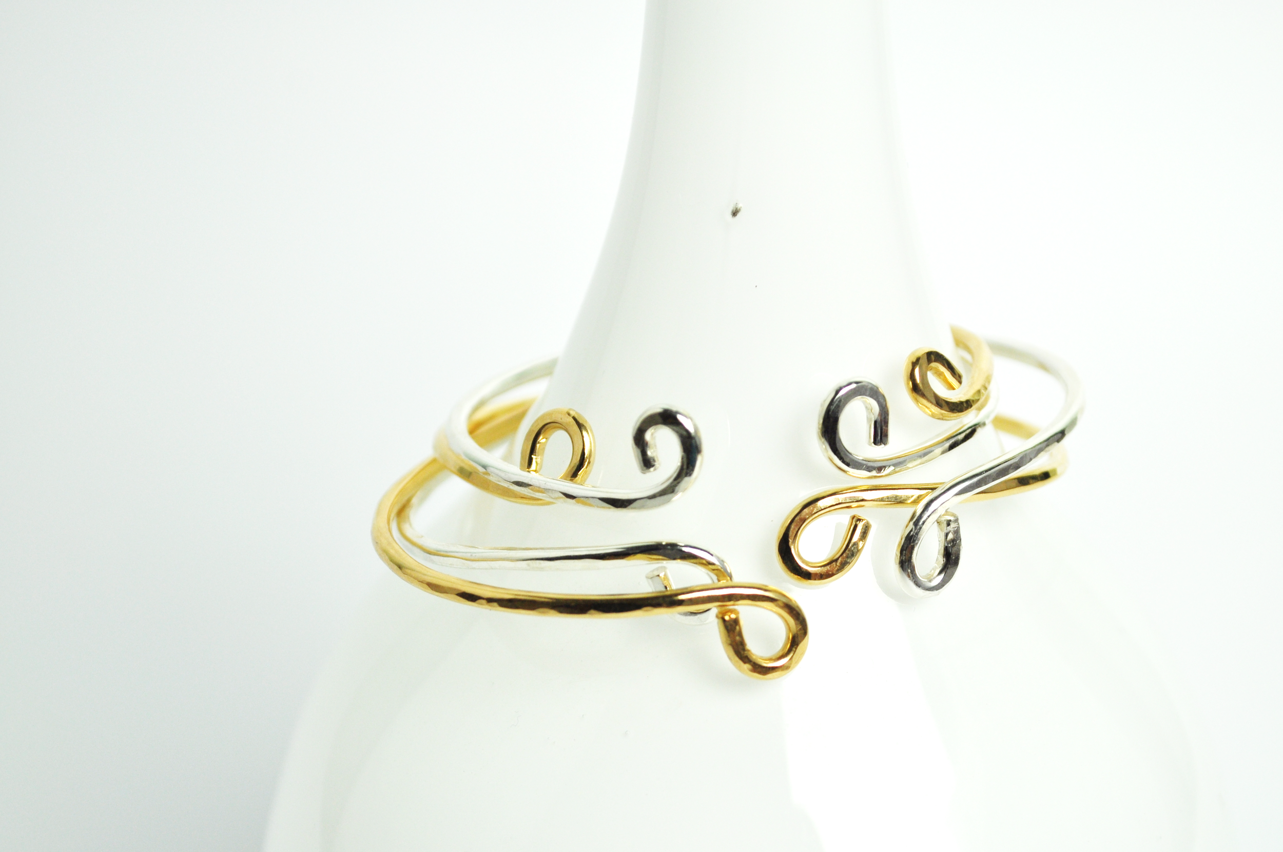 Bangles in Gold and Silver