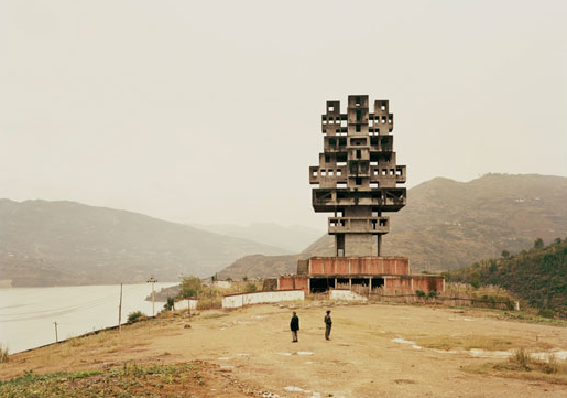 Photography by Nadav Kander, Flowers Gallery
