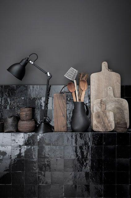 Designer :  Maison Hand   Photographer :  Romain Ricard   Source :  Elle Decoration  (France)