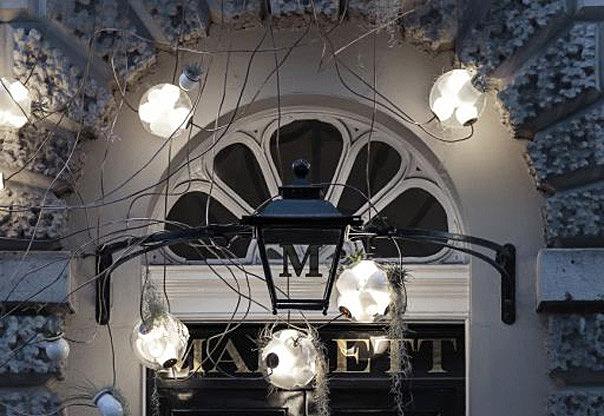 Bocci Mallett at Ely House, Dover Street, London Design week