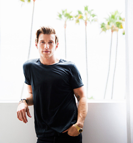 Jeremiah Brent, Domino magazine,decorating with white
