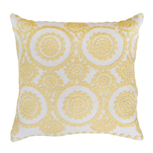 Niki Jones Medina Cushion Cover Chartreuse