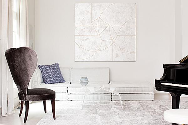 Gwyneth Platrow, summer home, Room in a Box, Windsor Smith