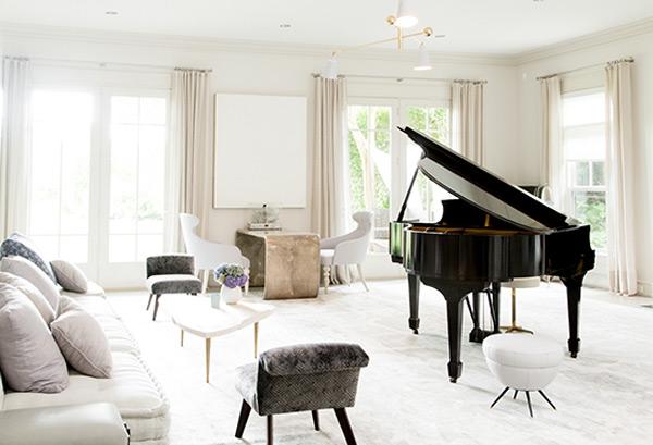 Gwyneth Platrow, summer home, Room in a Box, W  indsor Smith