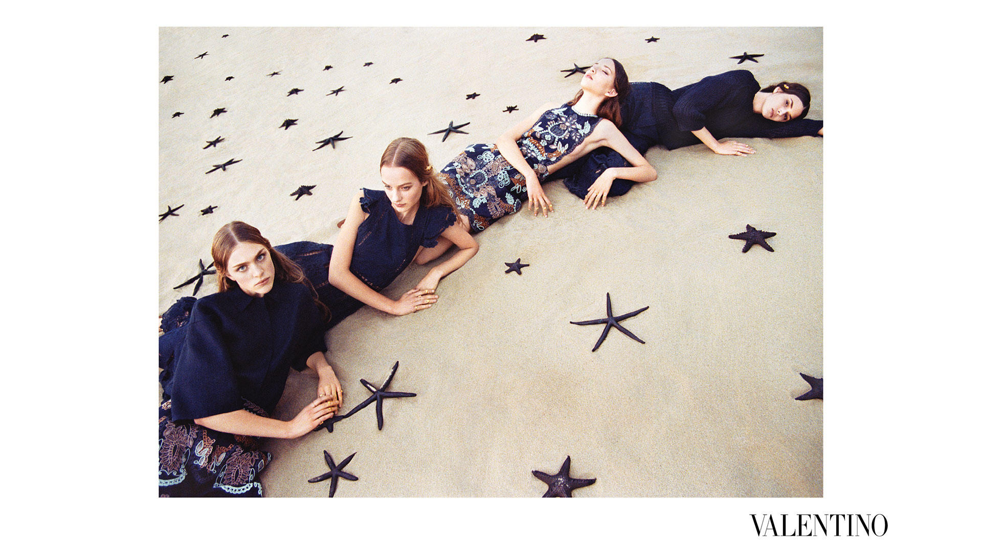 Valentino Spring Summer 2015 campaign, Michal Pudelka