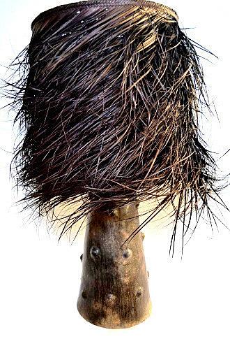 Shaggy Palm Lamp, Abigail Ahern