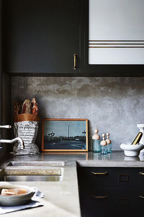 Claire Delmar, Inside Out magazine, Sydney kitchen