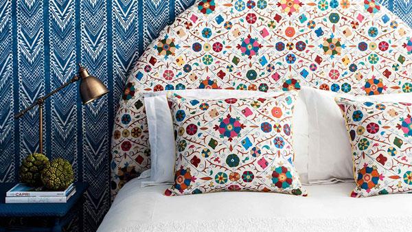 Halcyon house hotel, Cabarita beach Australia, Designed by Interior DesignerAnna Spiro,