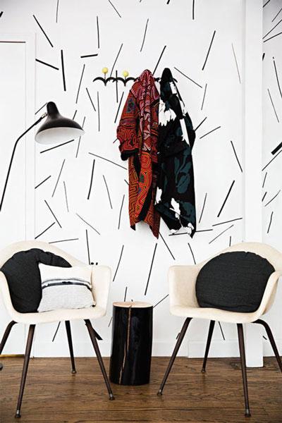 Lulu Frost, New York Flatiron district Studio, Domino.com, Lisa Salzer and Katie Martinez
