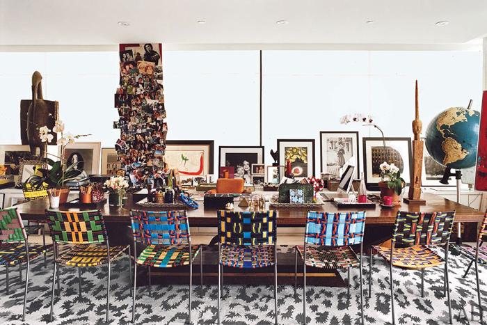 Diane von Furstenberg Meatpacking District home office, architect WORKac,