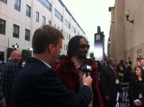 Snoop had no idea who Rich was. -