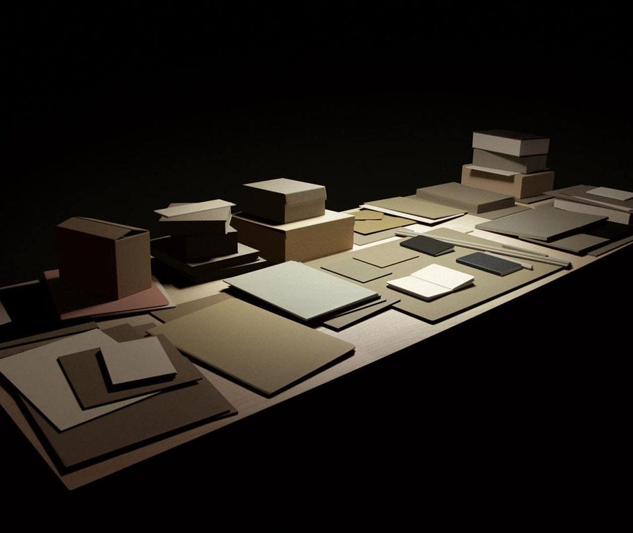 Constelación (Working table), 2012.