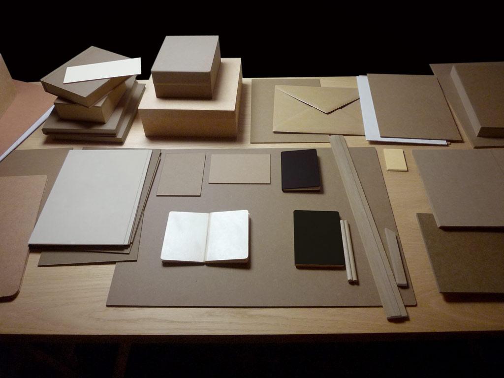 Constelación (Working table), 2012
